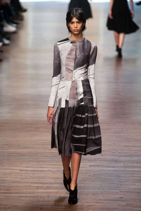 Yigal Azrouel F/W 2014 #fashion #style #fall #winter