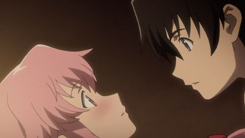 Mirai Nikki 23: Breach of Contract