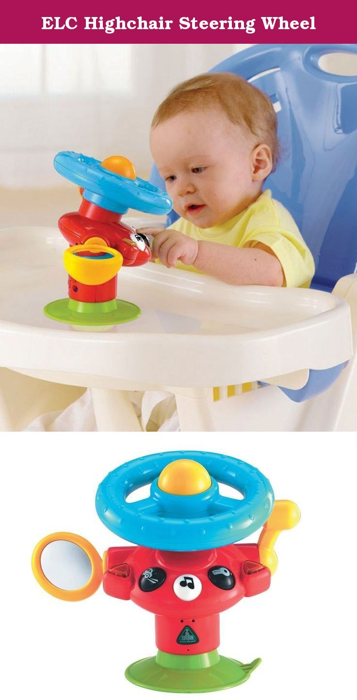 Baby bed dubizzle - Elc Highchair Steering Wheel Elc Products Help Children Develop As They Are Exploring Learning