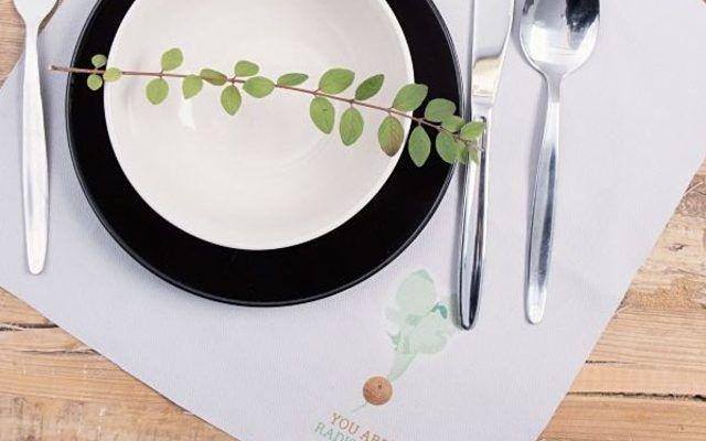 DIY-Anleitung: Servietten mit Printable bedrucken via DaWanda.com