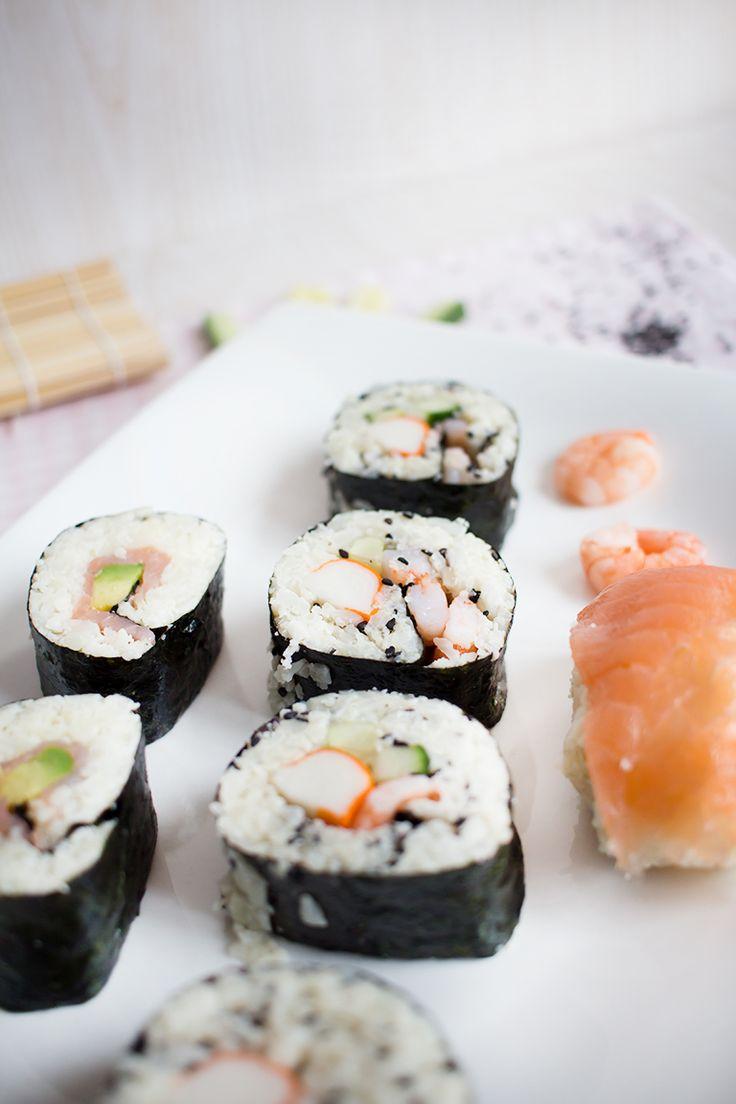 Low Carb Sushi (+Rezeptvideo) | Low Carb Köstlichkeiten
