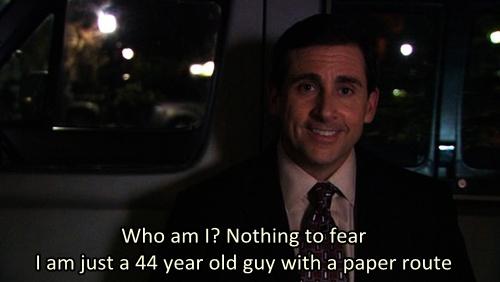 Michael Scott Paper Company!