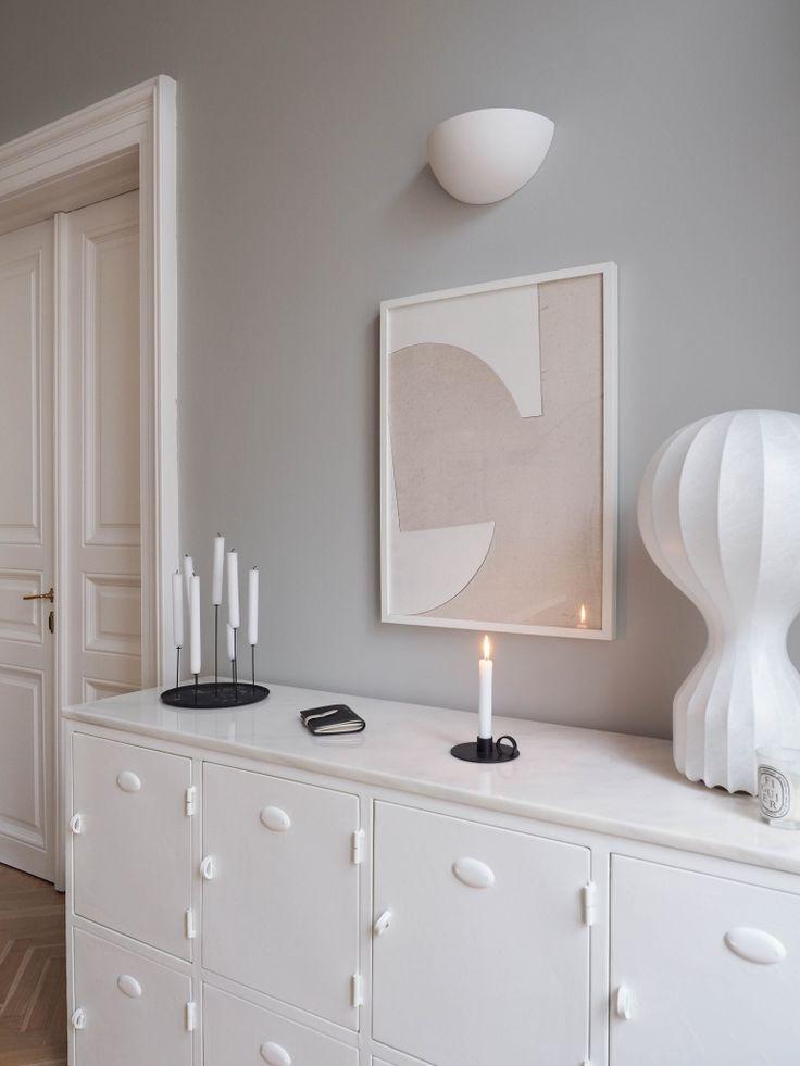 24 Wohnzimmer Graue Wandfarbe