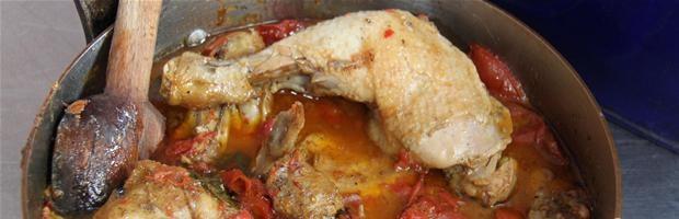 Butter chicken ala Camilla Plum. Tested. Verdict: mMmmm