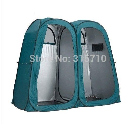 Accept OEM order!Direct factory!Double Pop Up Shower Tent Ensuite Change Room Toilet/3function pop up portable tent