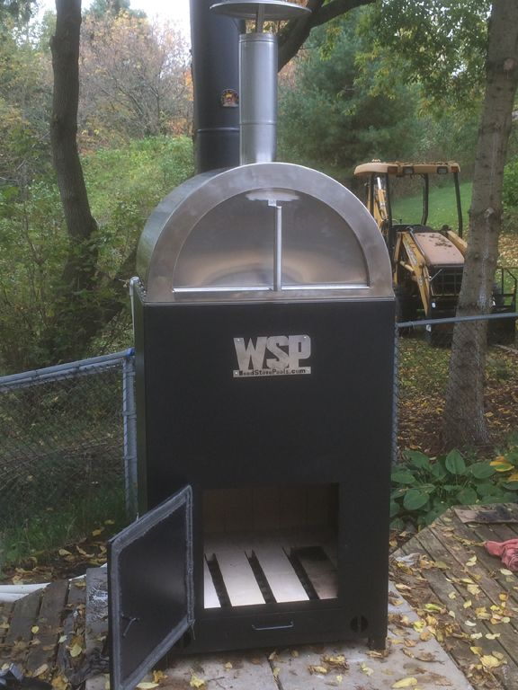 Wood Stove Pools new wood burning pool heater / wood burning pizza oven.  Heat your - 10 Best Images About Wood Stove Pools On Pinterest Models