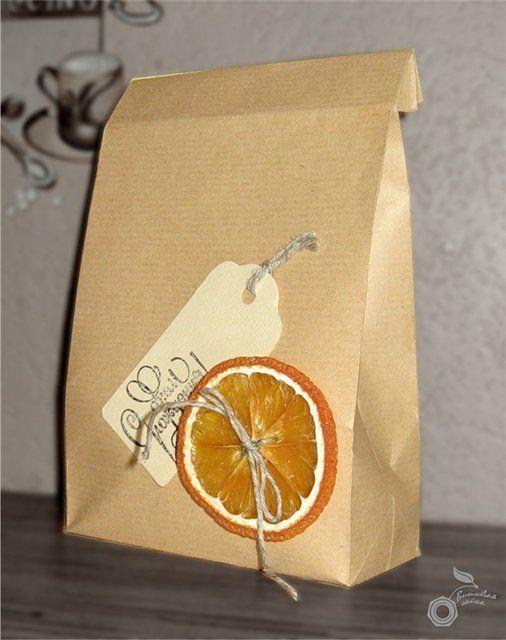 Идея использовать для декора сушеные дольки фруктов - Ярмарка Мастеров - ручная работа, handmade
