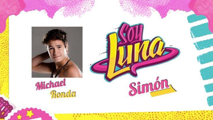 Soy Luna - ¡Conoce a Michael Ronda! (Simón)