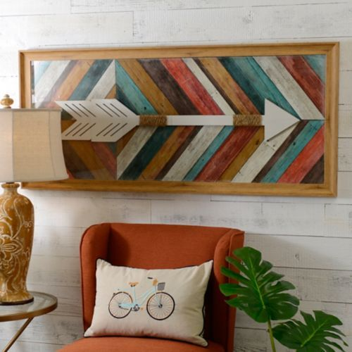Fabulous 45 best wall arrangements images on Pinterest | Wood arrow decor  LH11