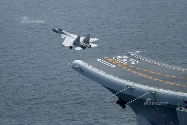 China-Aircraft carrier