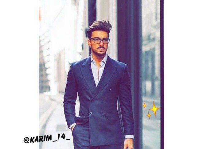 Man Fashion Double Breasted Suit Double Breasted Suit Jacket Suit Jacket