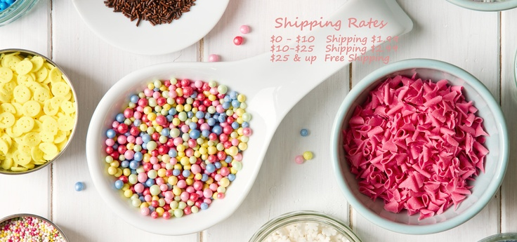 Smidge and Pinch pretty party and bakery supplies