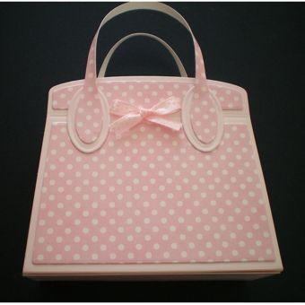 Tonic Studios Kensington Hand Bag Gift Box Die Set 5