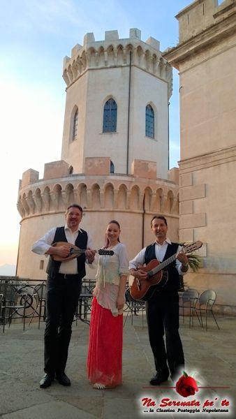 Castello Ducale di Corigliano Calabro - Trio di Posteggia Napoletana