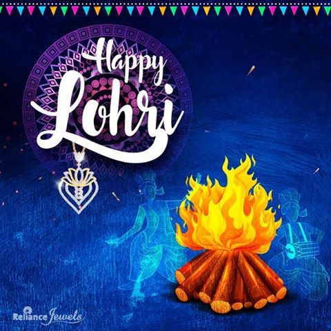 Reliance Jewels wishes you all a very Happy Lohri  www.reliancejewels.com   #RelianceJewels #Festival #Occasion #Celebration #Jewels #Jewellery #BeTheMoment
