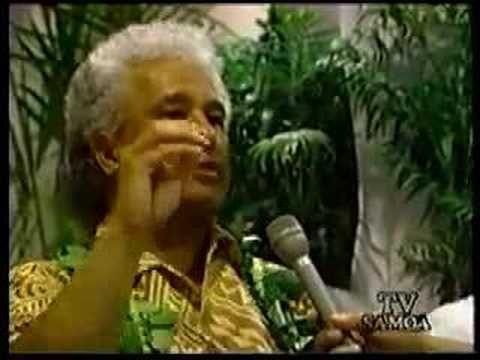Albert Wendt - Samoan Tatau part 4 - YouTube