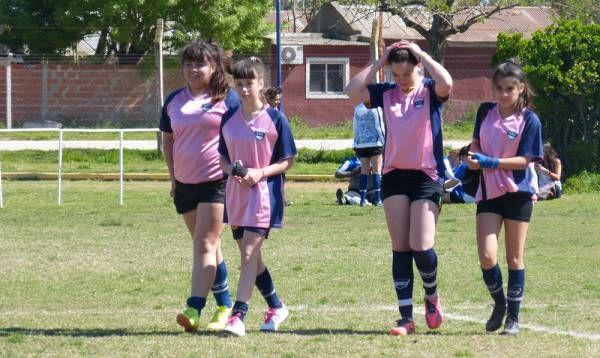 Resultados de la cuarta fecha del torneo de fútbol femenino