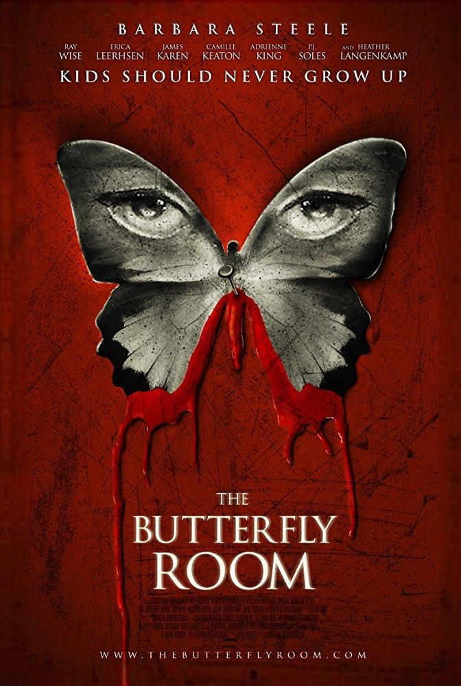 The Butterfly Room (2012) Horror, Thriller Movie - Directed by ...
