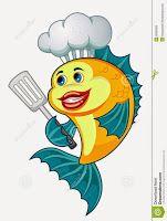 Storiasdacarmita: Lombos de salmão no forno com molho Inglês