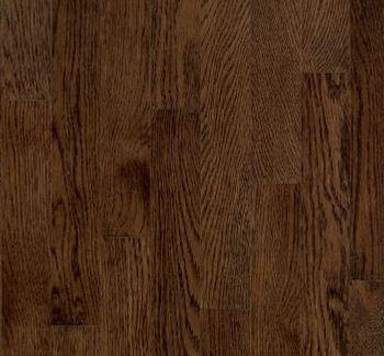 "Hardwood Floors: Bruce Hardwood Flooring - Dundee Plank 5"" - Red Oak Mocha"