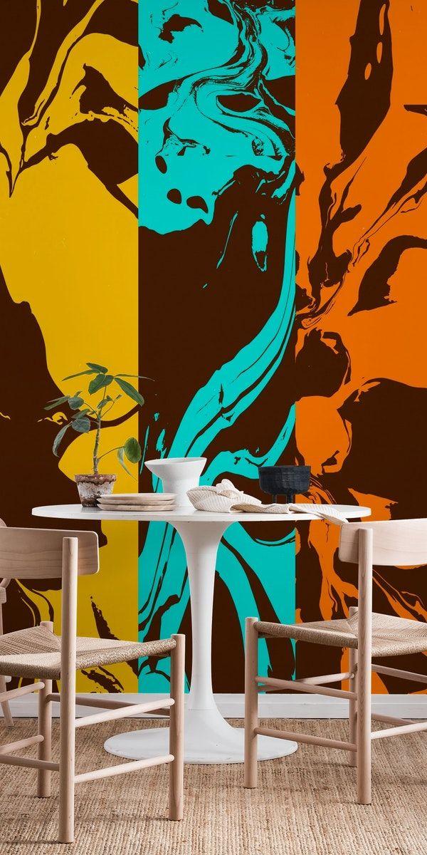 Abstract Marble 2 Wallpaper Wall Murals Abstract Wallpaper Mural