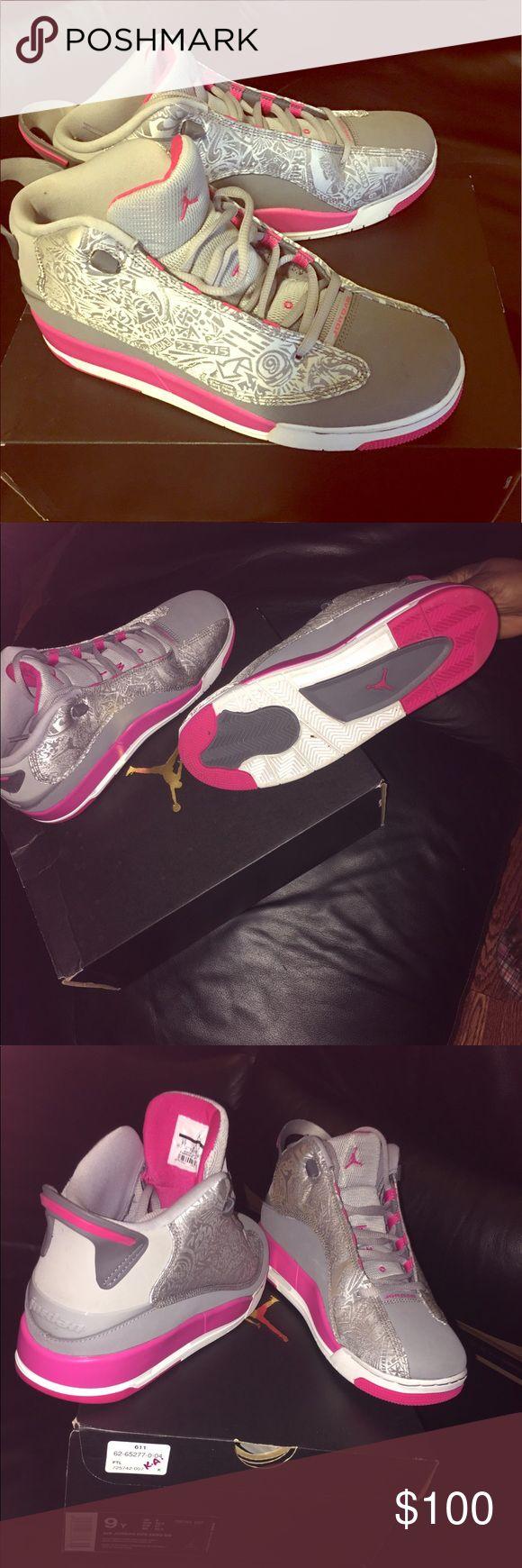 Air Jordan dub zero GG Brand New Jordans. Only wore once , missing insoles Air Jordan Shoes Sneakers