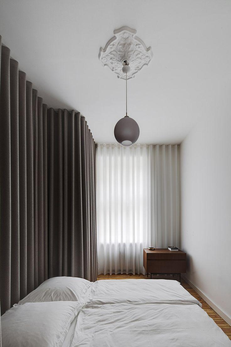 best 25 grey curtains bedroom ideas on pinterest grey. Black Bedroom Furniture Sets. Home Design Ideas