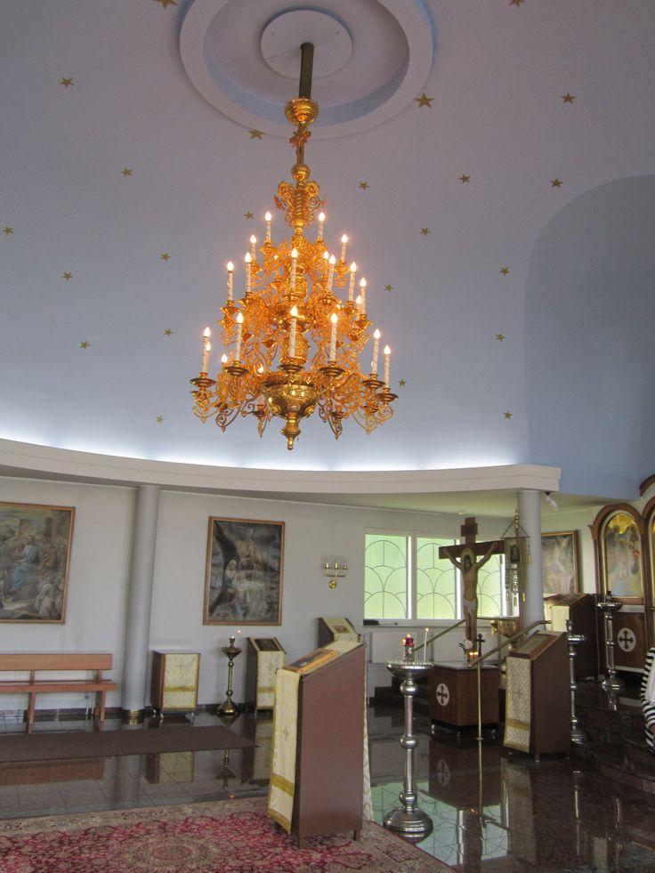 Ortodoksinen kirkko sisältä