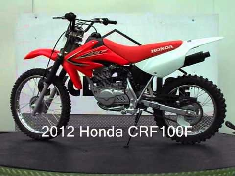 2012 Honda CRF100F Used Dirt Bikes NJ