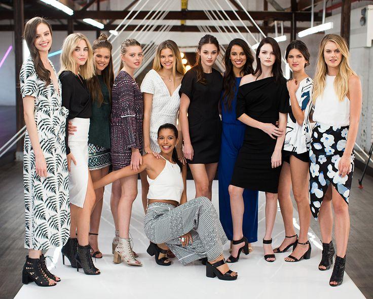 Australia's Next Top Model 2016 Episode 3 Recap : Elle