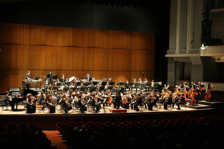 L'Orchestra Giovanile Italiana all'Auditorium Rai Arturo Toscanini, Torino 04/06 #music #orchestragiovanileitaliana