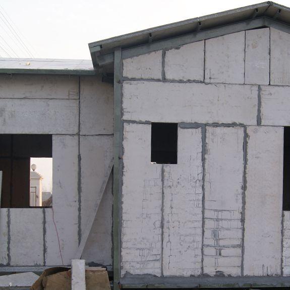 Styrofoam Beads Insulation Villa Wall Panel Concrete Panel Paneling Concrete
