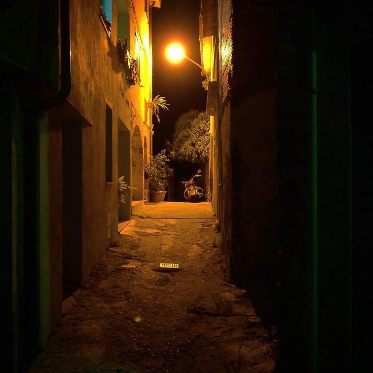 Dorgali by night