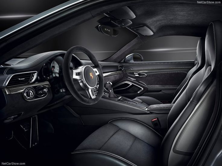 2015 Porsche 911 Carrera GTS Interior