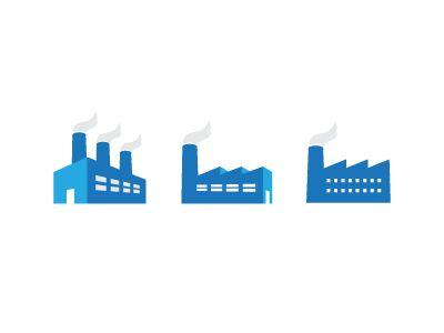 Factories by Matthew Spiel