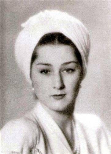 Princess Fatma Neslişah Osmanoğlu of the Ottoman Empire