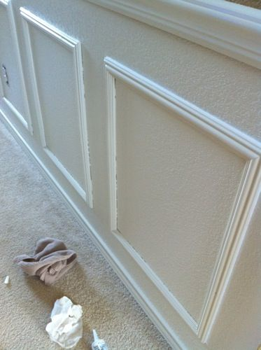 37 best Wainscoting images on Pinterest | Home ideas, Moldings and ...