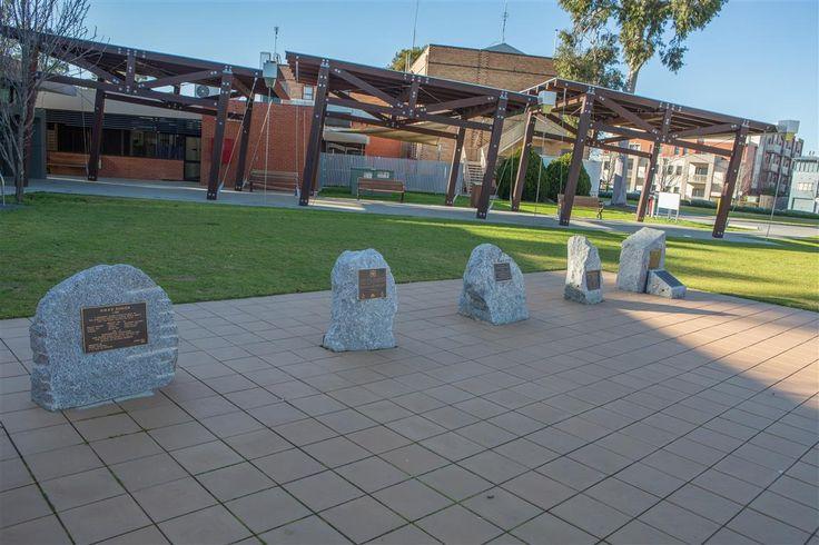Monuments  www.mawsons.com.au