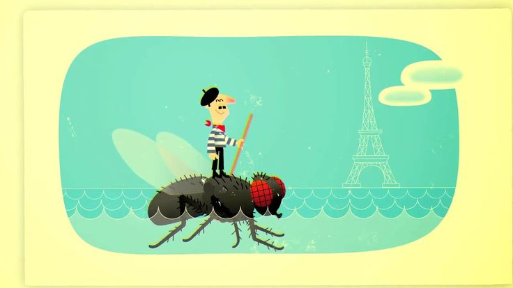 Cliché! List of stereotypes of France and frenchmen seen from abroad: https://www.youtube.com/watch?v=ERD2TnMNH98