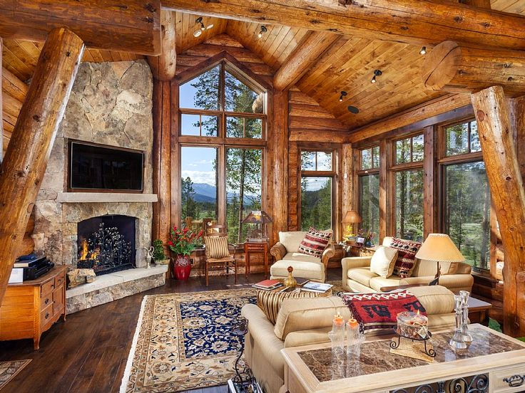 Best 25 Cabin Style Homes Ideas On Pinterest Log Cabin