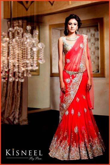 Kisneel by Pam Bridal Collection Info & Review|Bridal & Trousseau Designers in Delhi|Wedmegood