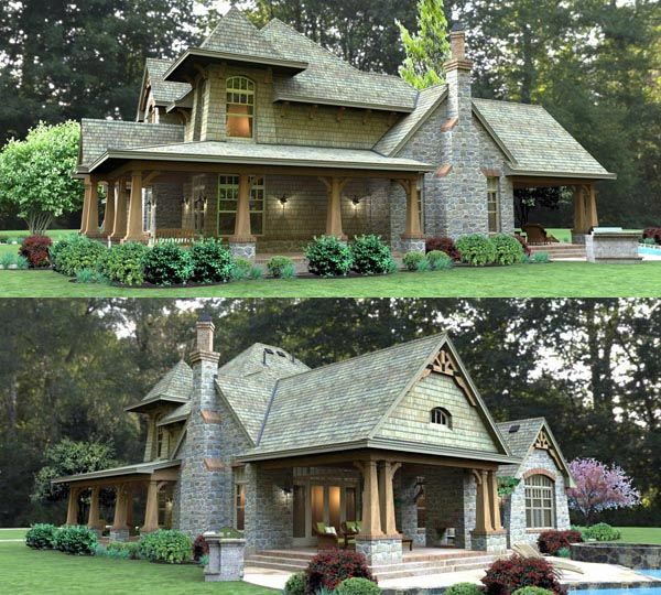 Three Brothers Bungalows: 784 Best Exteriors Images On Pinterest
