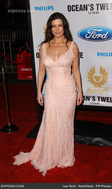 14 Best Images About Fashion Icons On Pinterest Catherine Zeta Jones Oceans 12