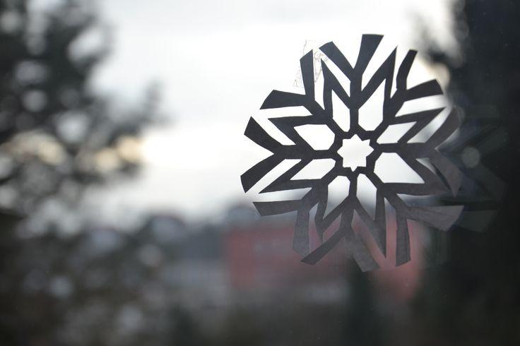 **White dancer**  #winter #handmade #snow