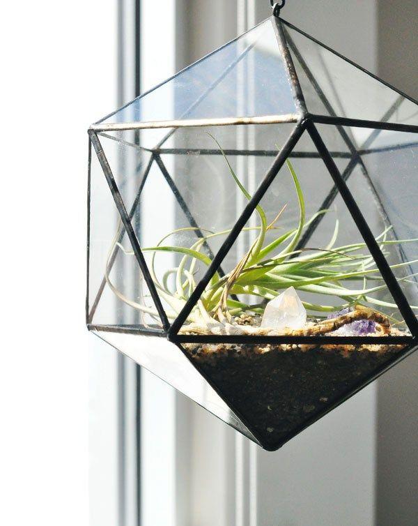 les 25 meilleures id es concernant terrarium suspendu sur pinterest plantes suspendues d cor. Black Bedroom Furniture Sets. Home Design Ideas