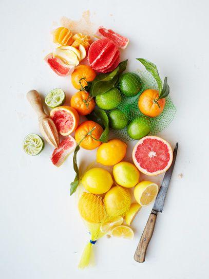 pretty citrus