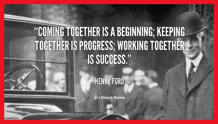 A business icon Henry Ford.