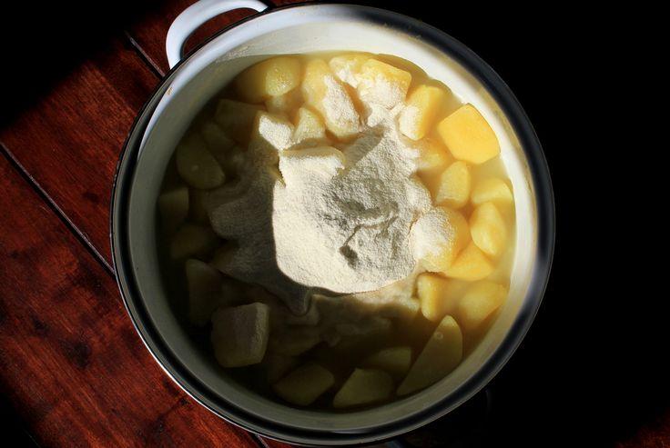 Recept na originálne spišské džatky. Pripravované presne tak, ako ich kedysi robila moja babka.