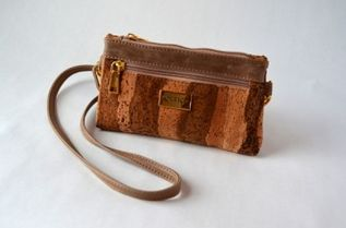 Kortica Roe Clutch Bag in Miami Pattern