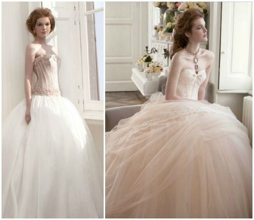 Oltre 25 fantastiche idee su abiti da sposa rosa su pinterest abiti da principessa abiti da - Foto moderne dressing ...